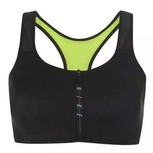 Nike Shape Zip bra